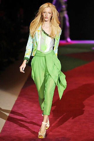 Custo Barcelona Spring 2009 Ready-to-wear Collections - 002