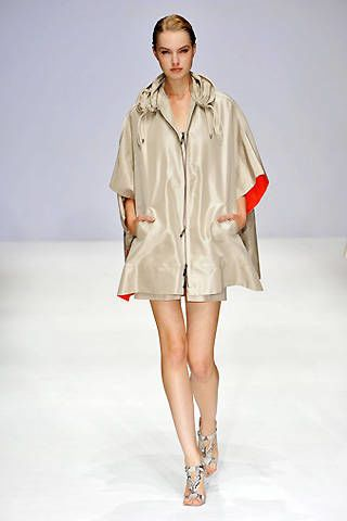 Amanda Wakeley Spring 2009 Ready-to-wear Collections - 002