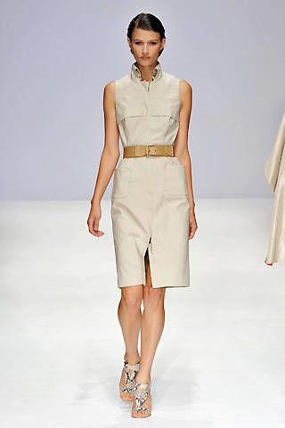 Amanda Wakeley Spring 2009 Ready-to-wear Collections - 003