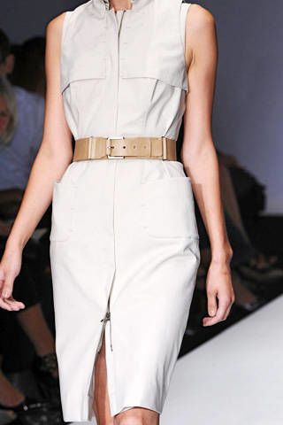 Amanda Wakeley Spring 2009 Ready-to-wear Detail - 003