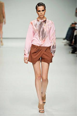 Marios Schwab Spring 2009 Ready-to-wear Collections - 002