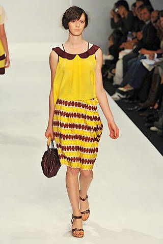 Eley Kishimoto Spring 2009 Ready-to-wear Collections - 002