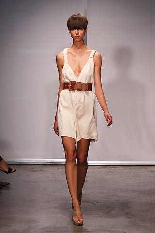 Catherine Holstein Spring 2009 Ready-to-wear Collections - 002