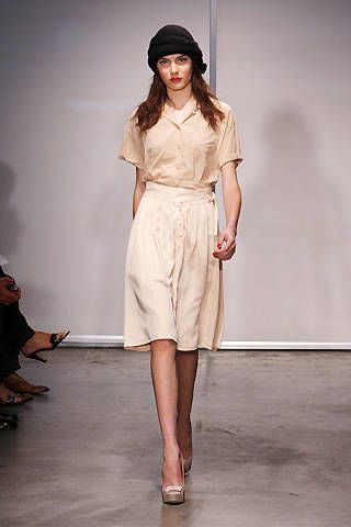 Catherine Holstein Spring 2009 Ready&#45&#x3B;to&#45&#x3B;wear Collections &#45&#x3B; 003