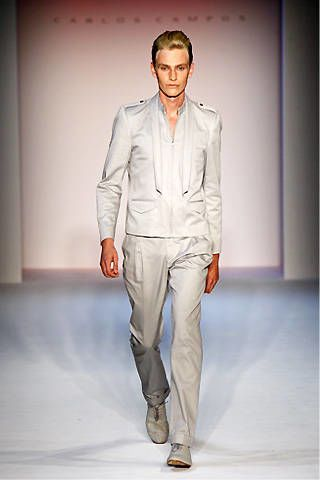 Carlos Campos Spring 2009 Ready-to-wear Collections - 002