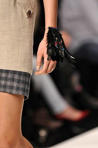 Paul Costelloe Spring 2009 Ready-to-wear Detail - 003