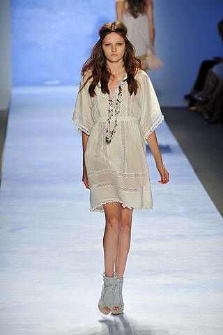 Rebecca Taylor Spring 2009 Ready-to-wear Collections - 002