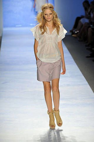 Rebecca Taylor Spring 2009 Ready-to-wear Collections - 003