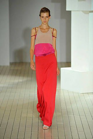 Richard Nicoll Spring 2009 Ready-to-wear Collections - 002