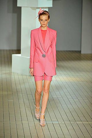 Richard Nicoll Spring 2009 Ready-to-wear Collections - 003