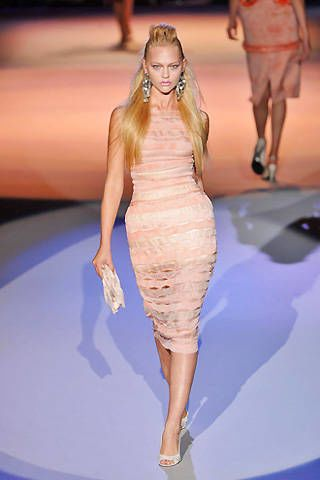 Zac Posen Spring 2009 Ready-to-wear Collections - 002