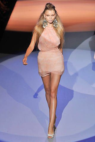 Zac Posen Spring 2009 Ready-to-wear Collections - 003