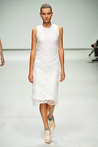 Louise Goldin Spring 2009 Ready-to-wear Collections - 002
