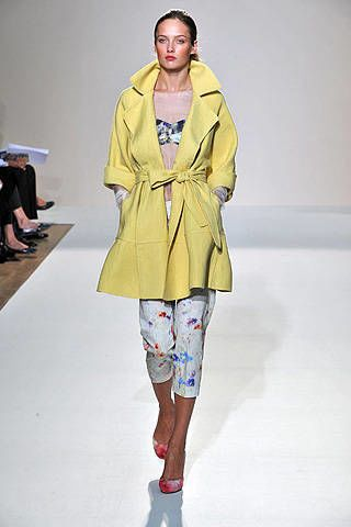 Nicole Farhi Spring 2009 Ready-to-wear Collections - 002