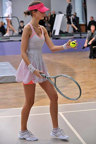 Adidas by Stella McCartney Spring 2009 Ready-to-wear Collections - 002