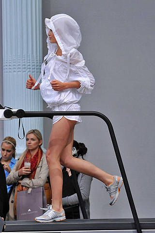 Adidas by Stella McCartney Spring 2009 Ready-to-wear Collections - 003