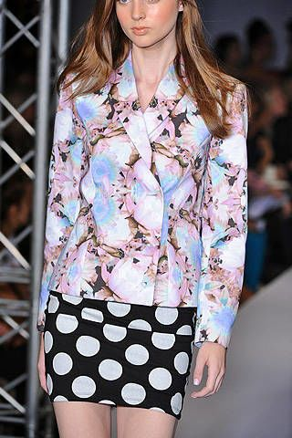 House of Holland Spring 2009 Ready-to-wear Detail - 002