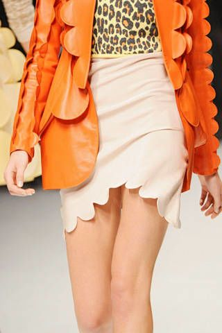 Christopher Kane Spring 2009 Ready-to-wear Detail - 003