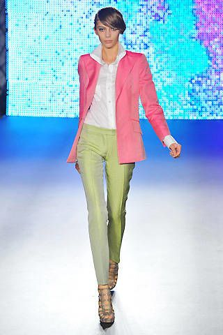 Sinha-Stanic Spring 2009 Ready-to-wear Collections - 003
