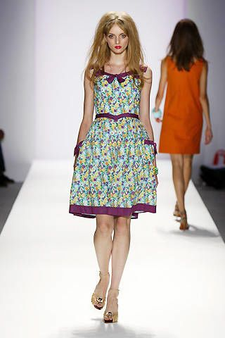 Verrier Spring 2009 Ready-to-wear Collections - 002
