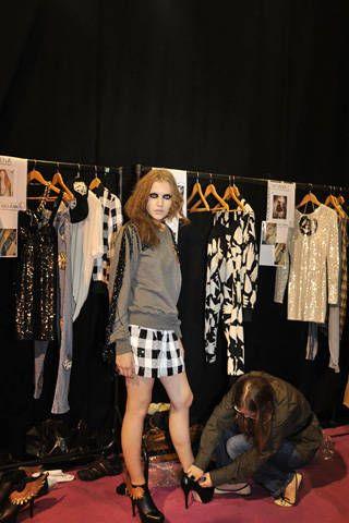 Ashish Spring 2009 Ready-to-wear Backstage - 002