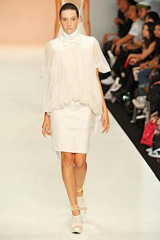 Bora Aksu Spring 2009 Ready-to-wear Collections - 002