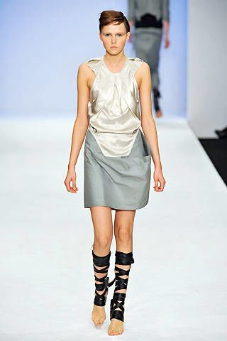 Aminaka Wilmont Spring 2009 Ready-to-wear Collections - 002