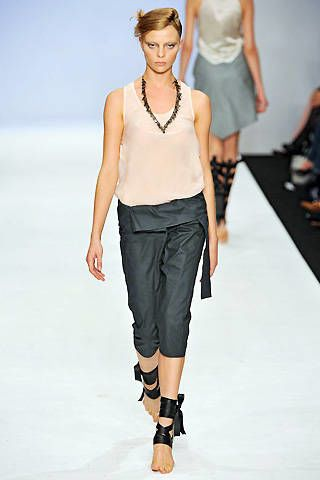 Aminaka Wilmont Spring 2009 Ready-to-wear Collections - 003