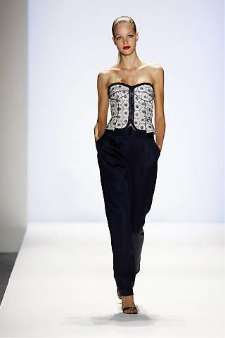 Cynthia Steffe Spring 2009 Ready-to-wear Collections - 002