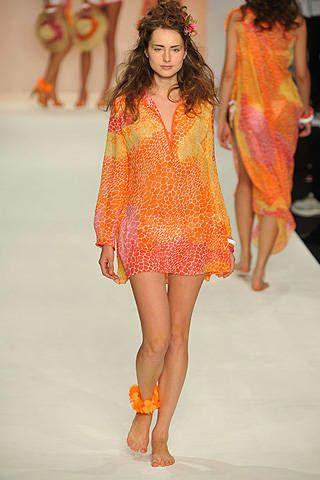 Caroline Charles Spring 2009 Ready&#45&#x3B;to&#45&#x3B;wear Collections &#45&#x3B; 003
