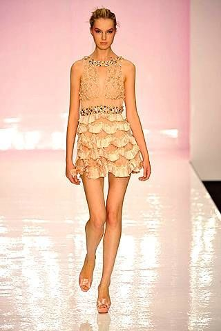 Jenny Packham Spring 2009 Ready-to-wear Collections - 003
