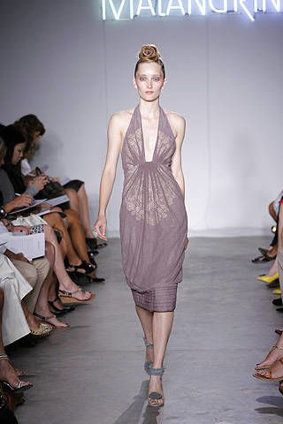 Malandrino Spring 2009 Ready-to-wear Collections - 002