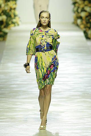 Blumarine Spring 2009 Ready-to-wear Collections - 002
