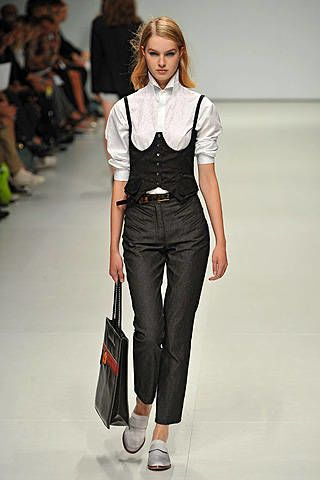 Peter Jensen Spring 2009 Ready&#45&#x3B;to&#45&#x3B;wear Collections &#45&#x3B; 002