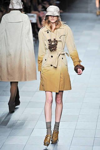 Burberry Prorsum Spring 2009 Ready-to-wear Collections - 002