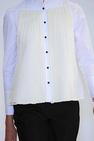 Osman Yousefzada Spring 2009 Ready-to-wear Detail - 002