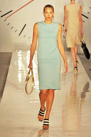 Cynthia Rowley Spring 2009 Ready-to-wear Collections - 002