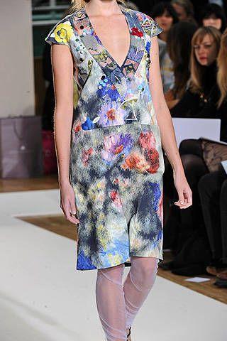 Nicole Farhi Spring 2009 Ready-to-wear Detail - 003
