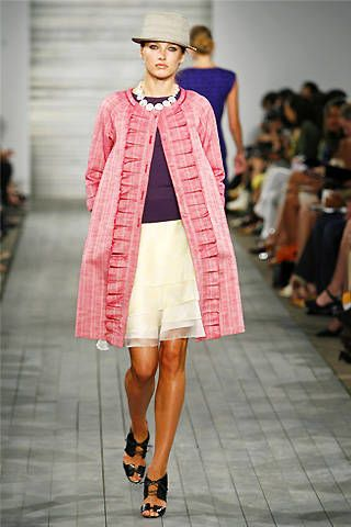 Jason Wu Spring 2009 Ready-to-wear Collections - 003