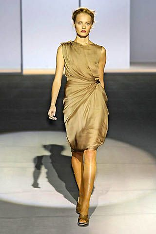 Alberta Ferretti Spring 2009 Ready-to-wear Collections - 002