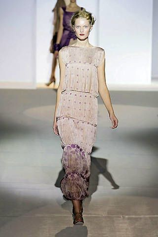 Alberta Ferretti Spring 2009 Ready-to-wear Collections - 003