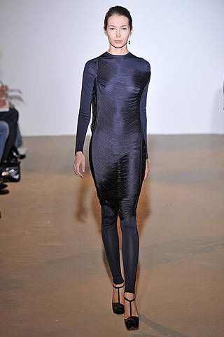 Jil Sander Spring 2009 Ready-to-wear Collections - 002