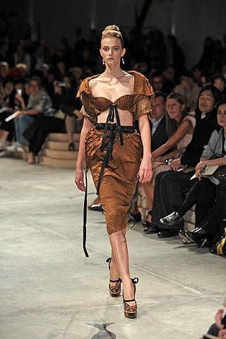 Prada Spring 2009 Ready-to-wear Collections - 002