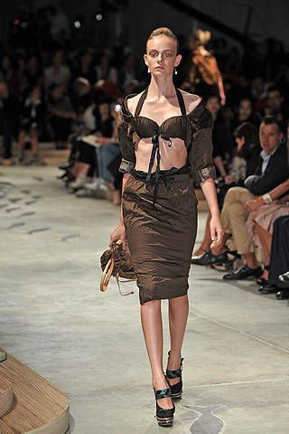 Prada Spring 2009 Ready-to-wear Collections - 003
