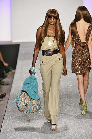 Baby Phat Spring 2009 Ready-to-wear Collections - 002