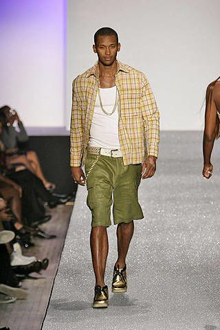 Baby Phat Spring 2009 Ready-to-wear Collections - 003