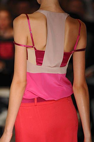 Richard Nicoll Spring 2009 Ready-to-wear Detail - 003