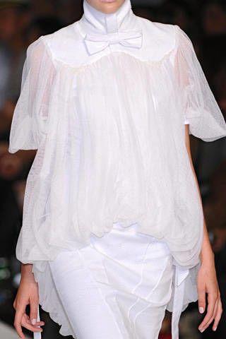 Bora Aksu Spring 2009 Ready-to-wear Detail - 003