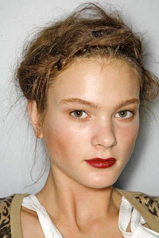 Alberta Ferretti Spring 2009 Ready-to-wear Backstage - 002