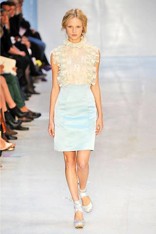 Erdem Spring 2009 Ready-to-wear Collections - 003